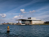 The Royal Danish Opera in Copenhagen, Denmark