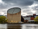 The planetarium in Copenhagen