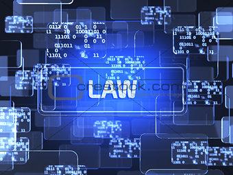 Law screen concept