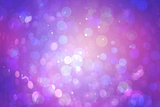 Purple abstract light spot design