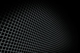 Dark black and grey gird pattern