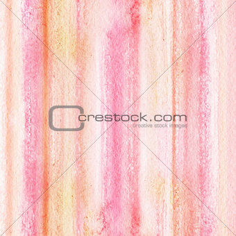 Watercolor pastel background