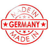 Made in Germany red seal
