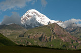 Mount Kazbek - Georgia