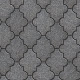 Manufactured Paving Slabs. Seamless Tileable Texture.