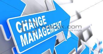 Change Management on Blue Arrow.