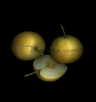 Asian pears i
