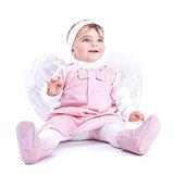 Angelic baby