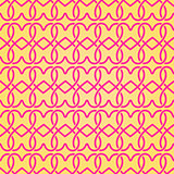 Simple Heart Geometric Seamless Pattern