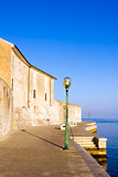 Porec - old Adriatic town in Croatia, Istria region.