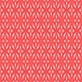 Design seamless red decorative pattern