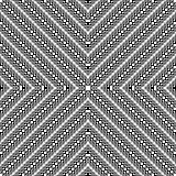 Design seamless trellis geometric diagonal pattern