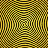 Retro Vintage Grunge  Hypnotic Background.Vector Illustration