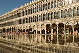 San Marcos square in Venice