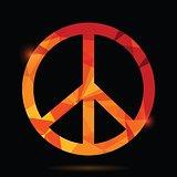 pacifist symbol