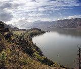 Columbia River Gorge at Hood River