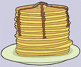 Stack of Flapjacks
