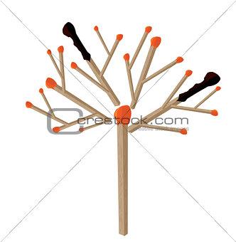 vector match tree