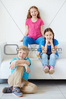 Carefree juniors