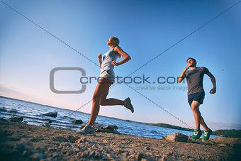 Running dates
