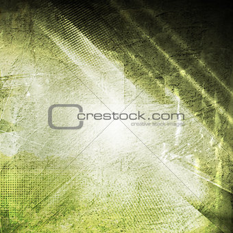 Grunge abstract wall tech backdrop