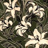 Wild lillies