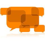 Conversation noise