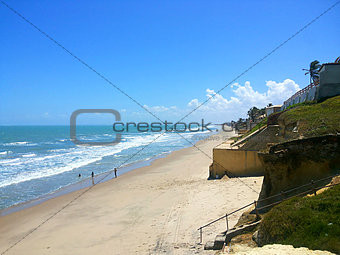 Tibau beach