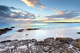Dawn colours at Jervis Bay NSW Australia