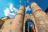 Porta Soprana - Genova Italy