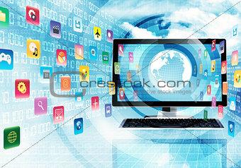 Internet Application