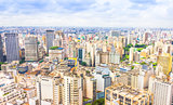 Buildings in Sao Paulo, Brazil