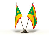 Miniature Flag of Grenada