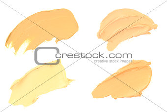 Foundation Color Samples