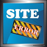 Site error icon