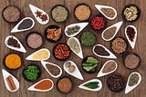 Herb and Spice Sampler