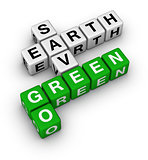 Go Green, Save Earth