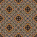 Ethnic motifs background