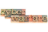 cyber warfare in wood type
