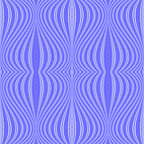 Design colorful seamless wavy pattern