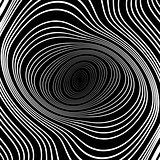 Design monochrome whirl ellipse background