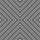 Design seamless lattice geometric diagonal pattern