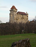 Liechtenstein Castle in Austria