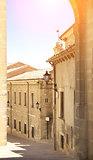 Medieval houses, San Marino