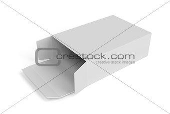 Small white box