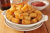 Tater tots as a bar snack