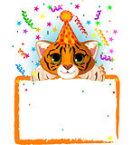 Baby Tiger Birthday