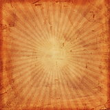 vintage background with rays