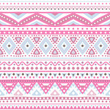 Tribal ethnic seamless stripe pattern