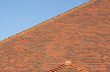 roof tiles abstract